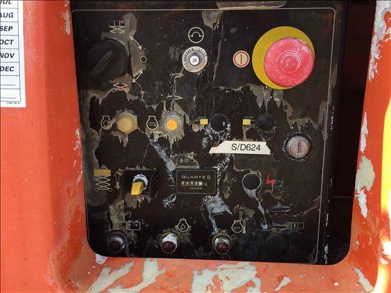 2011 JLG 3394RT Scissor Lift