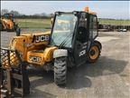 2016 JCB 525-60 Rough Terrain Forklift