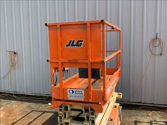 2015 JLG 1932RS Scissor Lift
