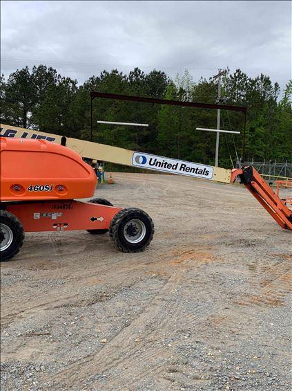 2012 JLG 460SJ Boom Lift