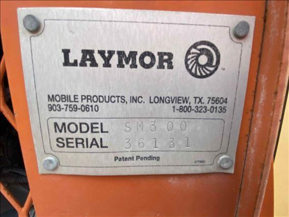 2015 LAY-MOR SM300