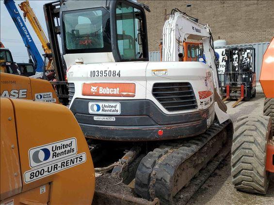 2015 Bobcat E85 Mini-Excavator