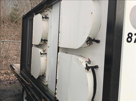 2013 TRANE 25T-480V-DH-TCH Air Conditioner