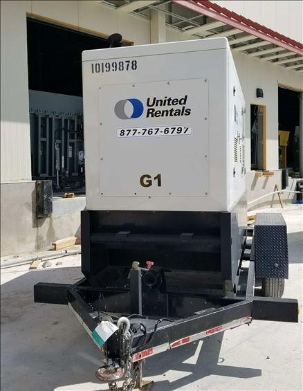 2013 HIPOWER HRJW-205 T6 Diesel Generator