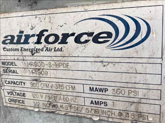 2011 Hy-Brid Lifts HR8000S-HP Air Tool Accessory