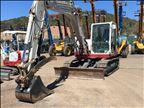 2016 Takeuchi TB290 Mini-Excavator