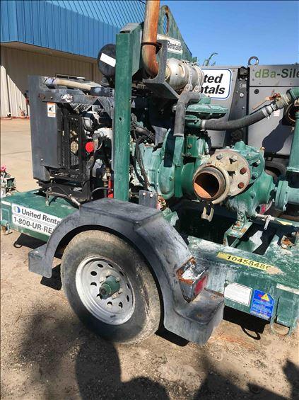2016 Pioneer Pump PP44S10L71TD2.9 Pump