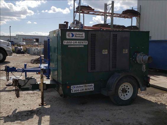 2016 Pioneer Pump PP66S12L714045 Pump