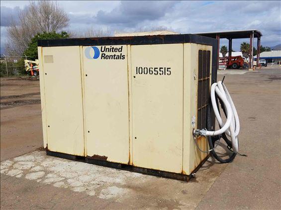 2012 Ingersoll Rand R110I-A125/SS Air Compressor
