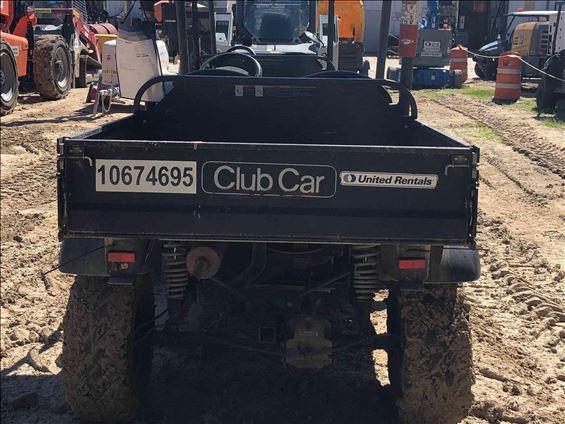 2017 Club Car CARRYALL 1500 Utility Vehicle