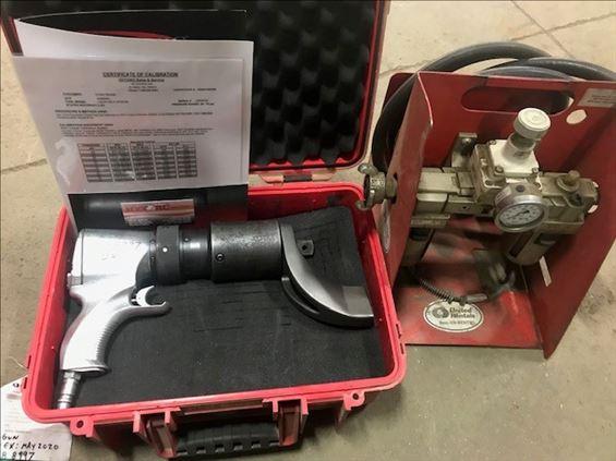 2012 Hytorc JGUN-A3-AP Air Tool