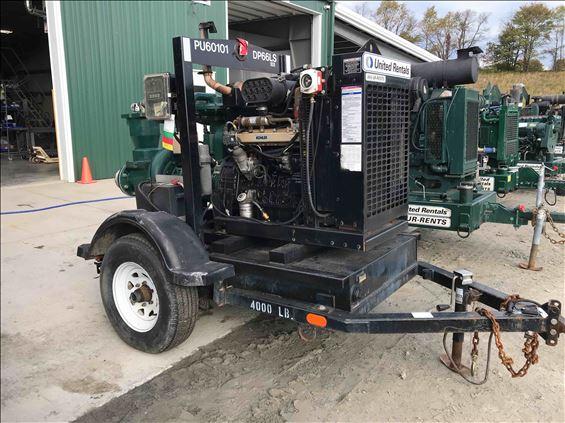 2016 BakerCorp DP66LS-CK74OT Pump