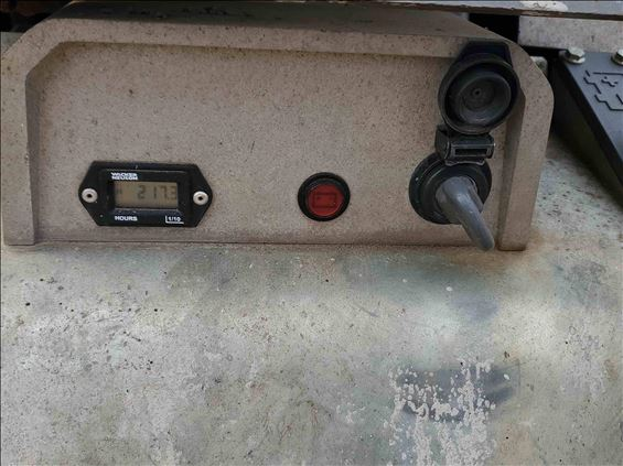 2017 Wacker DPU6555He Plate Compactor
