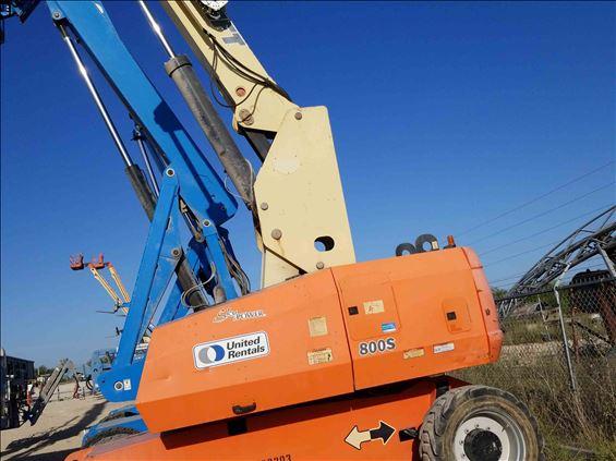 2013 JLG 800S Boom Lift