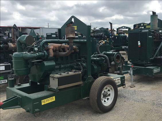 2016 Pioneer Pump PP66S14L71D914 Pump