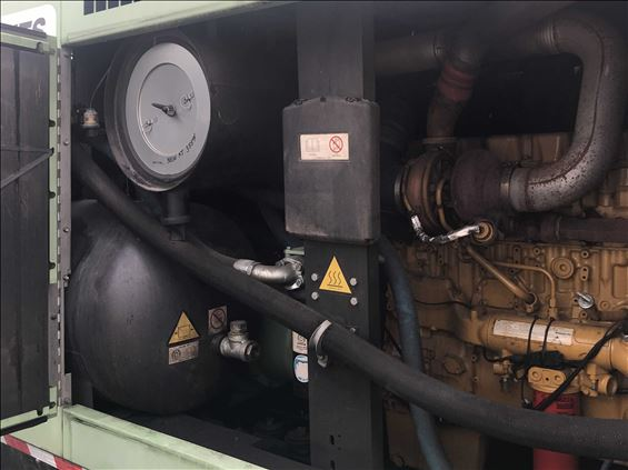 2012 Sullair 1600HAFDTQ Air Compressor