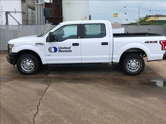 2016 Ford F150CREWXLG4WD Truck