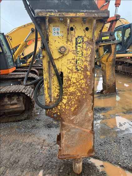 2015 Stanley MBX308 Earthmoving Attachment