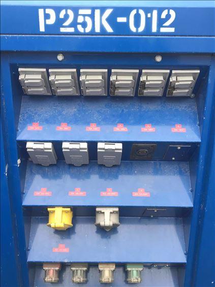 2017 PROPANE/NG 25KVA Diesel Generator