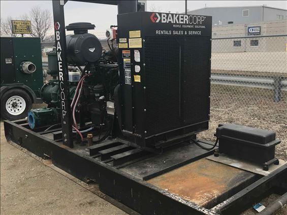 2012 BakerCorp BP106HN-CD375PS
