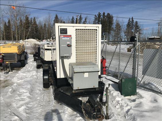 2014 Multiquip DCA125USI3CAN Diesel Generator