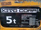 2014 KITO ER2050S5-35 Hoist