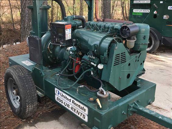 2010 Pioneer Pump PP66S12L71D914 Pump