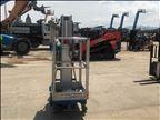 2014 Genie AWP-30SDC Pusharound Lift