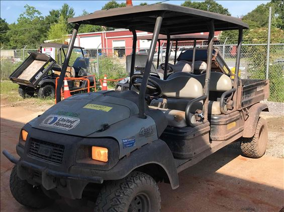 2020 Club Car CARRYALL 1700 Utility Vehicle