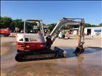 2015 Takeuchi TB260 Mini-Excavator