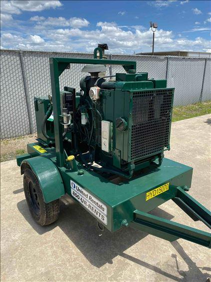 2013 Hydra-Tech HT66-4024 Pump
