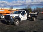 2016 Ford F-550 DUMP Dump Truck