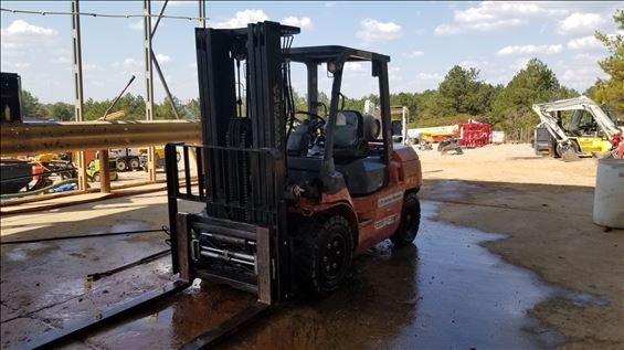 2013 Toyota 7FGU35 Warehouse Forklift