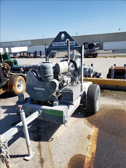 2010 Pioneer Pump PP66S12L2D914 Pump