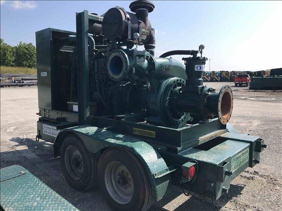 2013 Cornell 8NHTHRP-6135 Pump