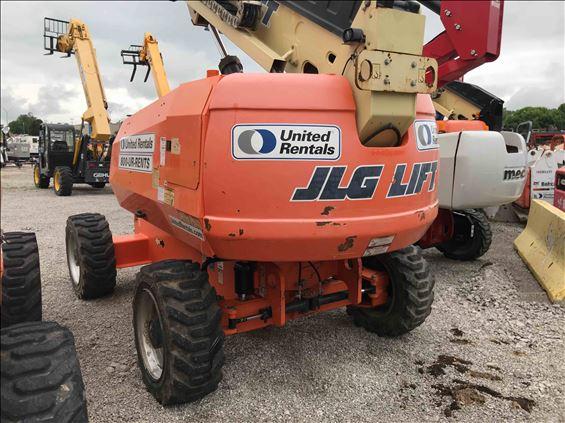 2011 JLG 600S Boom Lift