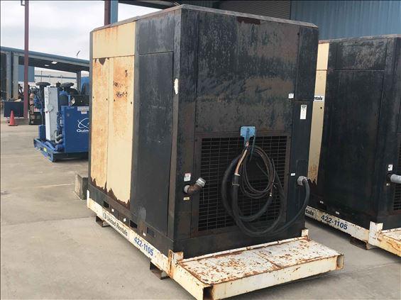 2010 Ingersoll Rand R150IU-100 Air Compressor