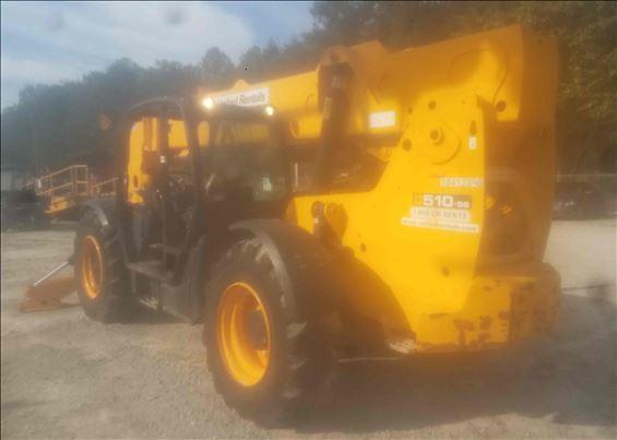 2015 JCB 510-56 S Rough Terrain Forklift