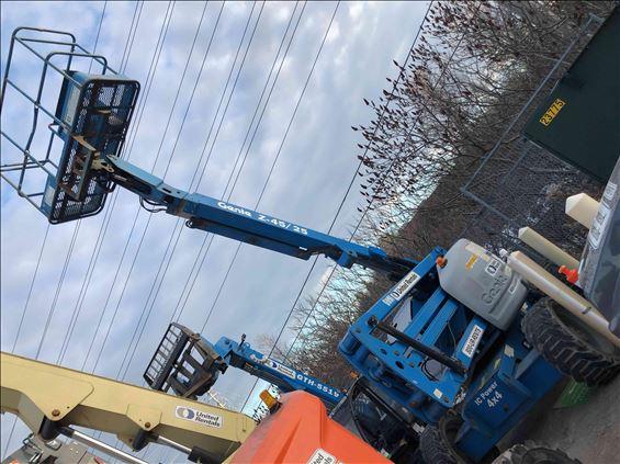 2012 Genie Z45/25-DF Boom Lift