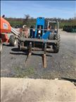 2015 Genie GTH-844 Rough Terrain Forklift