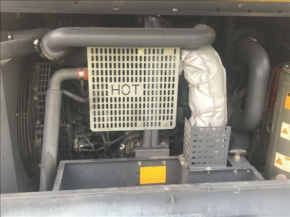 2013 Atlas Copco XATS400 Air Compressor
