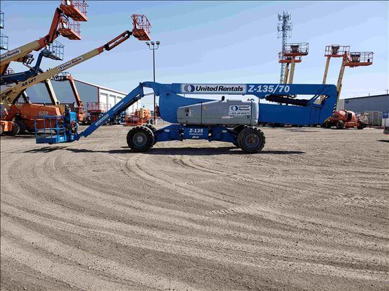 2011 Genie Z-135/70 Boom Lift