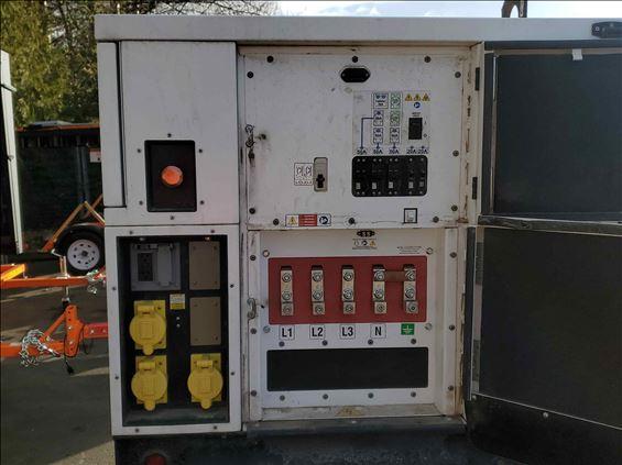 2017 Magnum Pro MMG45IF4 Diesel Generator