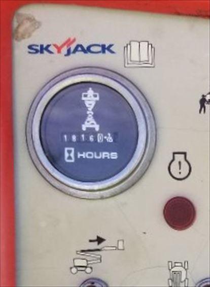2011 Skyjack SJ46AJ Boom Lift