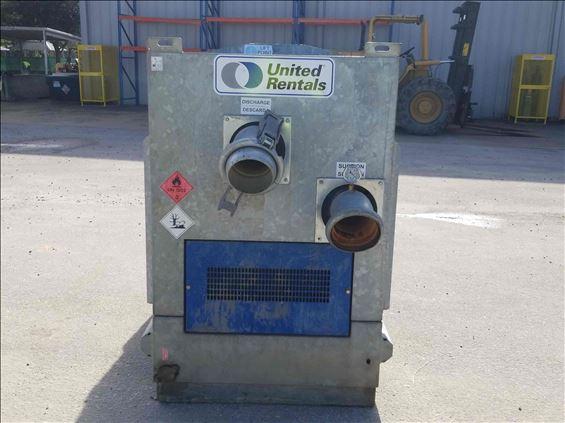 2016 Hatz Diesel 6PWDHS1D81ZSK Pump