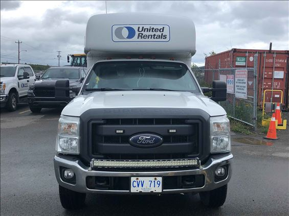 2013 Ford F350PUREGXLG4WD