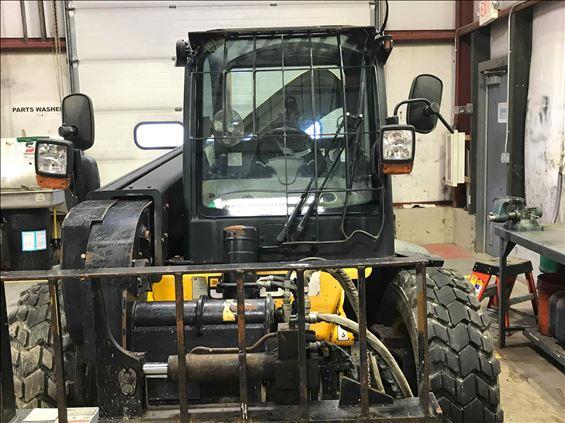 2013 JCB 524-50 Rough Terrain Forklift