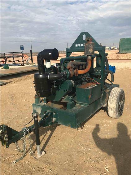 2007 Pioneer Pump PP63C17L71D914 Pump