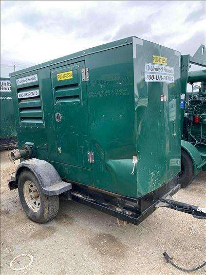2013 BakerCorp BP44LS-GD66AT Pump