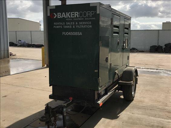 2010 BakerCorp BP44LS-GD49OT Pump